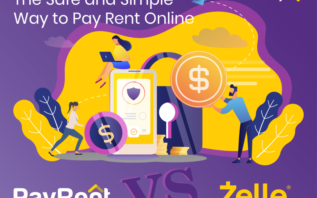 Paying Rent with Zelle