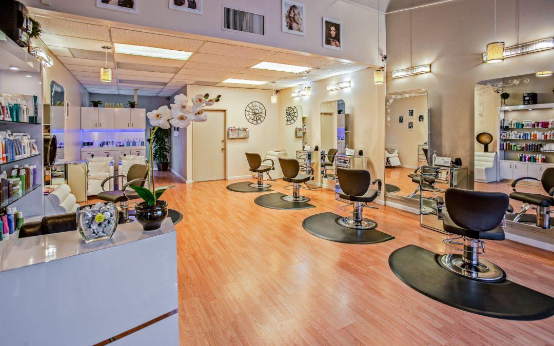 Salon chair rental, salon booth rental, rent salon chair