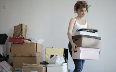 Abandoned Property: What To Do When Tenants Leave Junk Behind